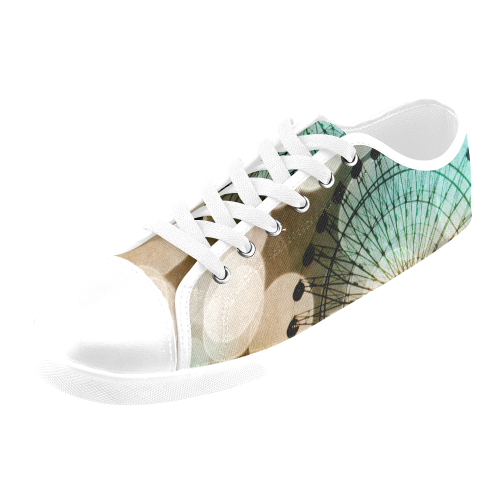 At The Fair Women's Canvas Shoes (Model 016)
