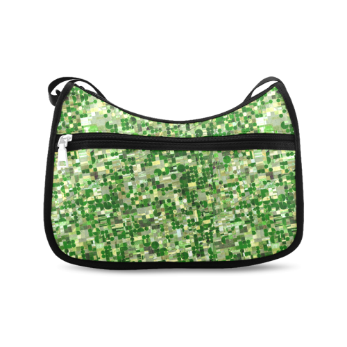 Agricultural Landscape Photograph Crossbody Bags (Model 1616)