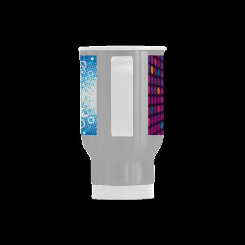Music Travel Mug(Silver)