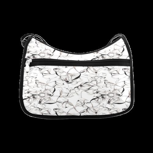 Abstact Pattern Design Custom Artsadd Stylish Crossbody Bags (Model 1616)