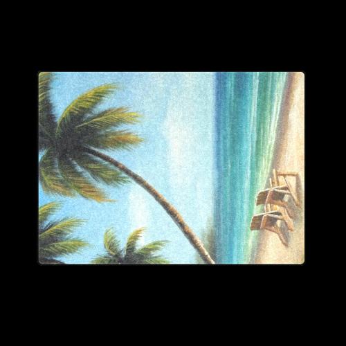 "Beach Blanket 58""x80"""