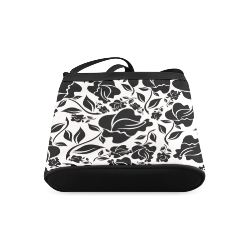 Artsadd Beautiful Design Seamless Vintage Floral P Crossbody Bags (Model 1613)