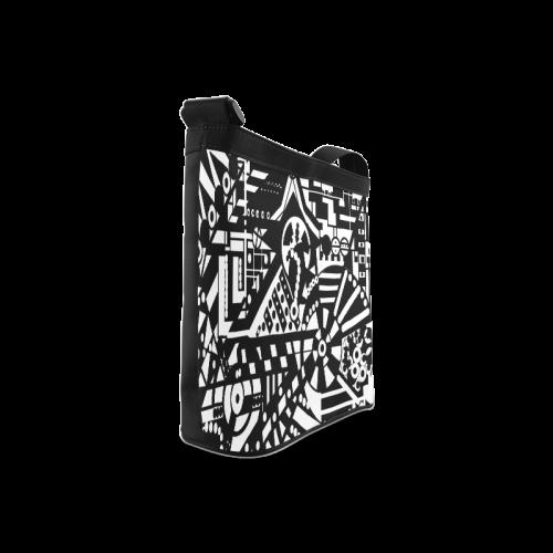 BLACKWHITESHARP Crossbody Bags (Model 1613)