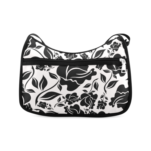 Artsadd Beautiful Design Seamless Vintage Floral P Crossbody Bags (Model 1616)