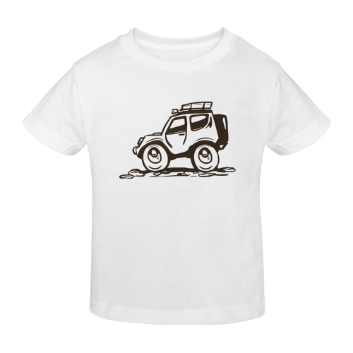 offroader Sunny Youth T-shirt (Model T04)