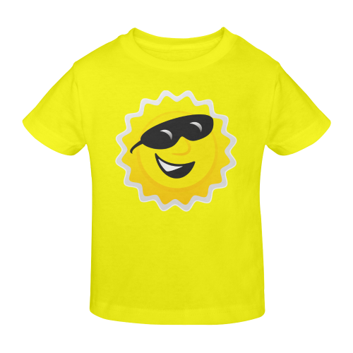 sunds Sunny Youth T-shirt (Model T04)