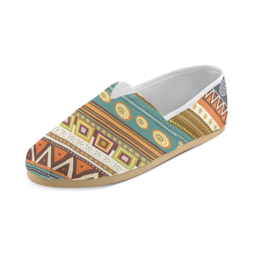 aztec Women's Casual Shoes (Model 004)