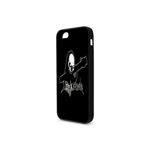 Black Series Custom 6ix Drake Logo Rubber Case for iPhone 5/5s