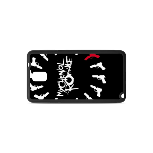 My Chemical Romance Logo Music Band Rubber Case for Samsung Galaxy Note 3