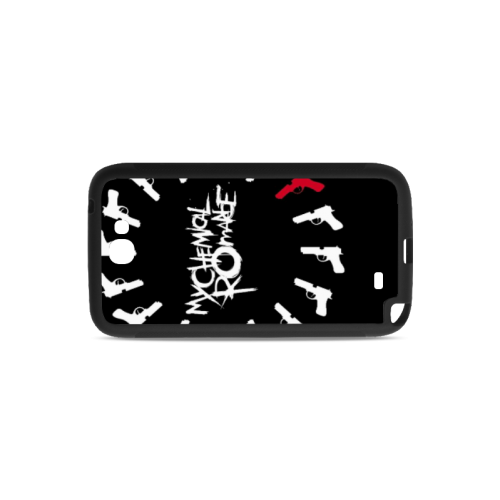 My Chemical Romance Logo Music Band Rubber Case for Samsung Galaxy Note 2