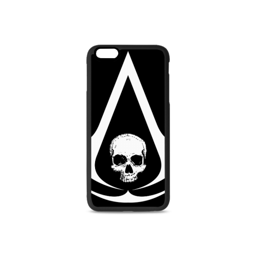 Assassin's Creed 4 Multiplayer Custom The Art Rubber Case for iPhone 6/6s Plus
