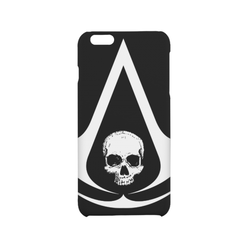 Assassin's Creed 4 Multiplayer Custom The Art Hard Case for iPhone 6/6s plus