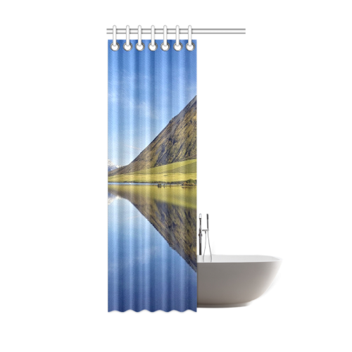 "9 Shower Curtain 36""x72"""
