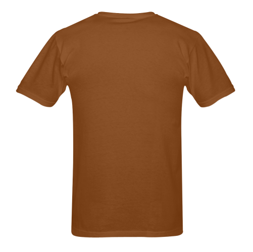 ‏Bar Rope Edge Sunny Men's T- shirt (Model T06)