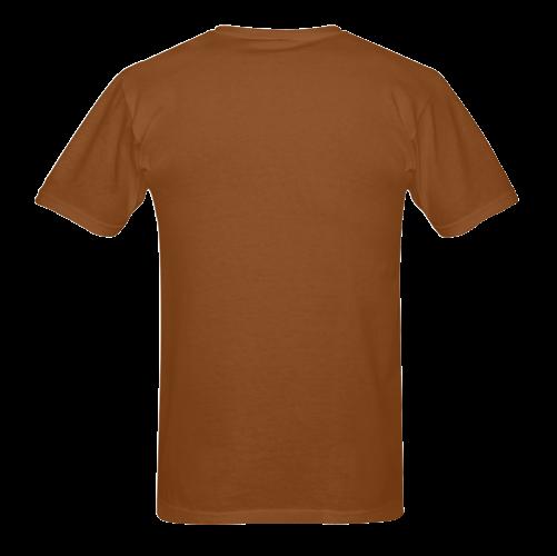 Bar Rope Edge Sunny Men's T- shirt (Model T06)