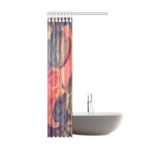 "1 Shower Curtain 36""x72"""
