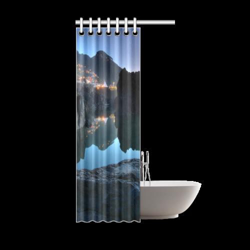 "8 Shower Curtain 36""x72"""