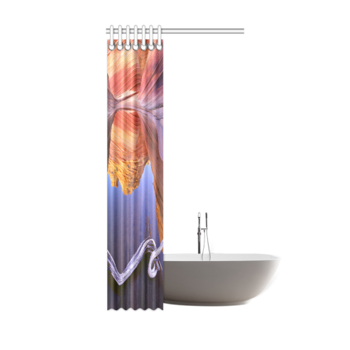 "6 Shower Curtain 36""x72"""