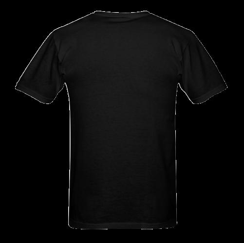 Analog  Chrome Gold Sunny Men's T- shirt (Model T06)