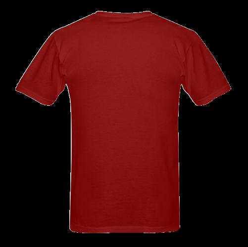 70'S Rock Sunny Men's T- shirt (Model T06)