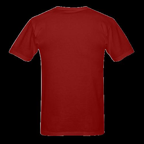 Amek Hendrix 56 Sunny Men's T- shirt (Model T06)