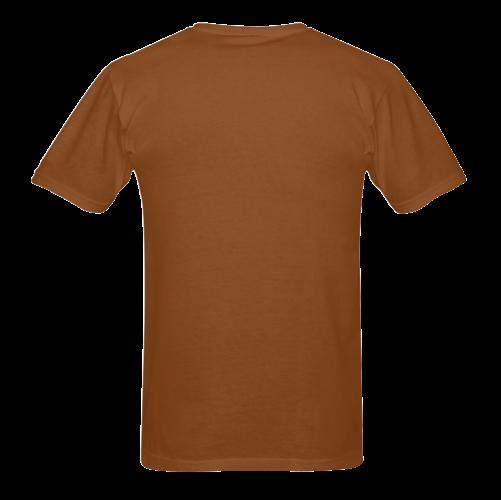 Aloha Sunny Men's T- shirt (Model T06)