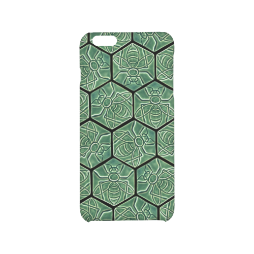 Bees rule abstract pattern Hard Case for iPhone 6/6s plus