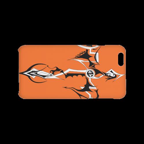 Artsadd Custom Tribal Cross Tattoo Designs Hard Case for iPhone 6/6s plus