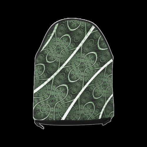 Beautiful curve texture pattern Crossbody Bag/Large (Model 1631)