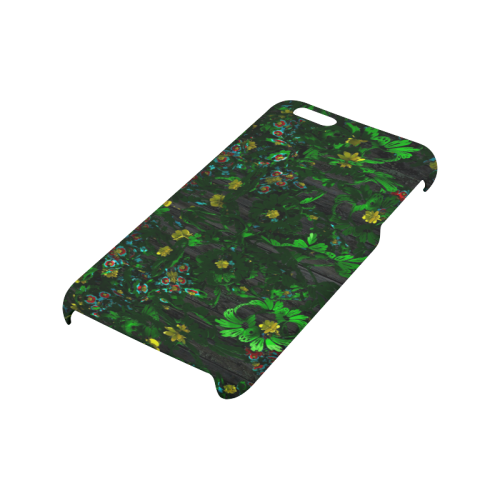 Abstract floral pattern Hard Case for iPhone 6/6s plus