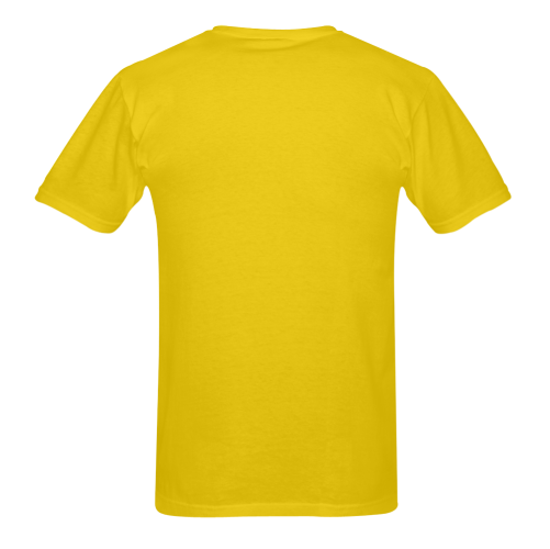 Baseline Audio Men's T-Shirt Sunny Men's T- shirt (Model T06)