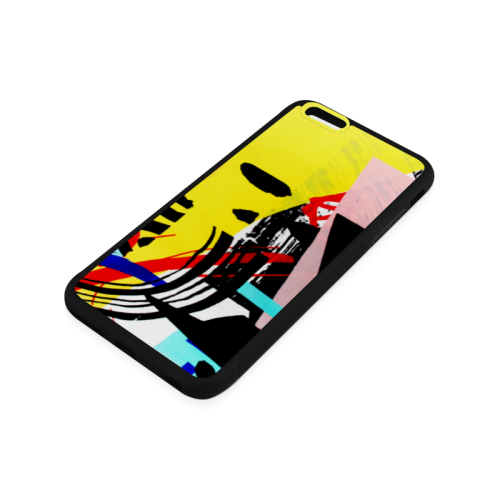Beautiful illustrations Rubber Case for iPhone 6/6s Plus