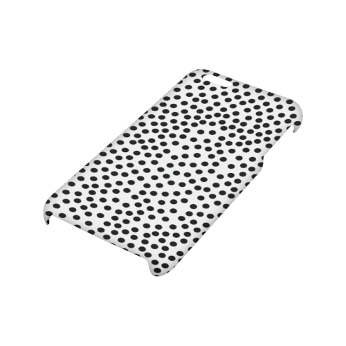 Black Polka Dot Design Hard Case for iPhone 6/6s plus