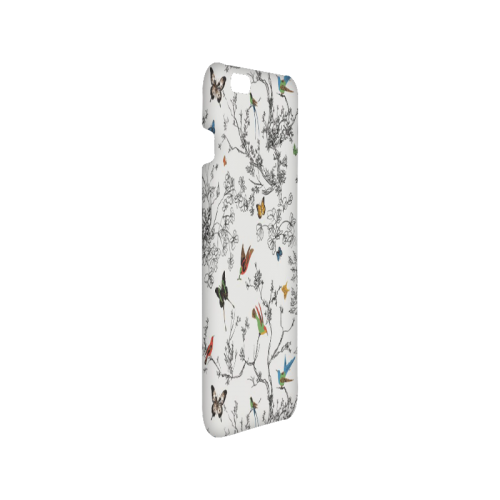 Birds and butterflies Hard Case for iPhone 6/6s plus