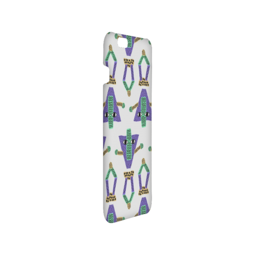 Abstract pattern Hard Case for iPhone 6/6s plus