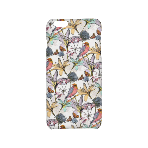 Beautiful flowers Hard Case for iPhone 6/6s plus