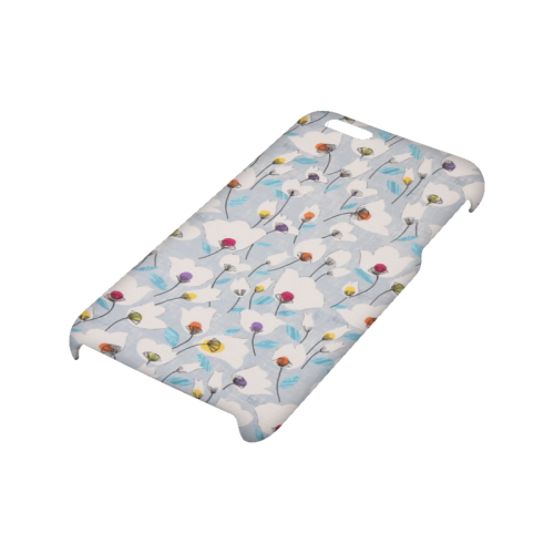 Art flowers Hard Case for iPhone 6/6s plus