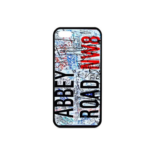 ABBEY ROAD Rubber Case for iPhone 5/5s