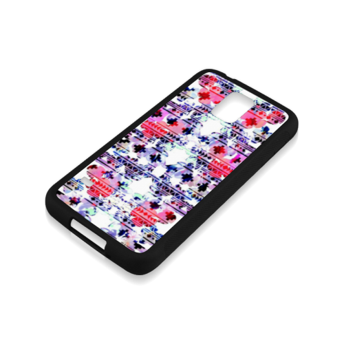 Beautiful illustrations Rubber Case for Samsung Galaxy S5