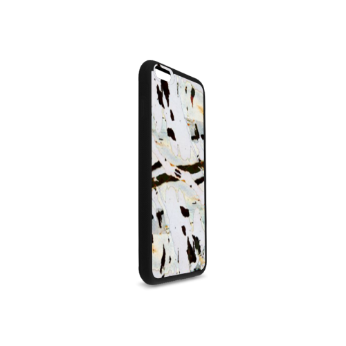 Abstract beauty Rubber Case for iPhone 6/6s Plus