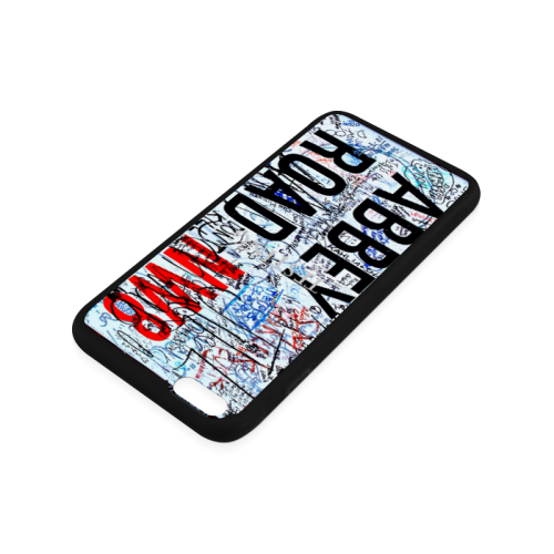 ABBEY ROAD Rubber Case for iPhone 6/6s Plus