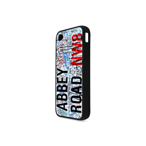 ABBEY ROAD Rubber Case for iPhone 4/4s