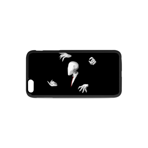 Abbstract Design Las Manos De Slenderman Rubber Case for iPhone 6/6s Plus