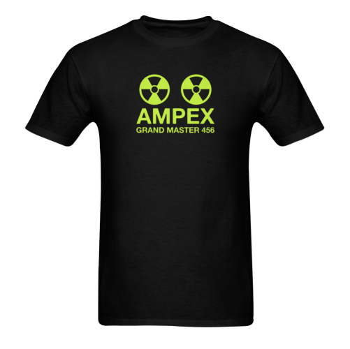 Ampex Grand Master Lemon Sunny Men's T- shirt (Model T06)