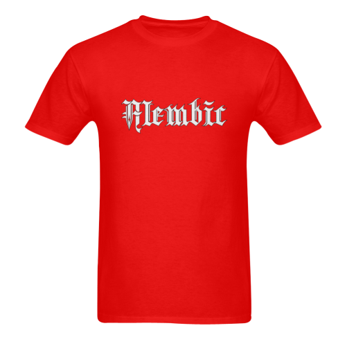 Alembic Stunning Guitars Sunny Men's T- shirt (Model T06)