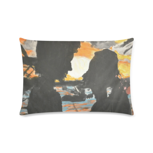 """16497829_3893551-tps_pm Custom Zippered Pillow Cases 16""""x24""""(Twin Sides)"""