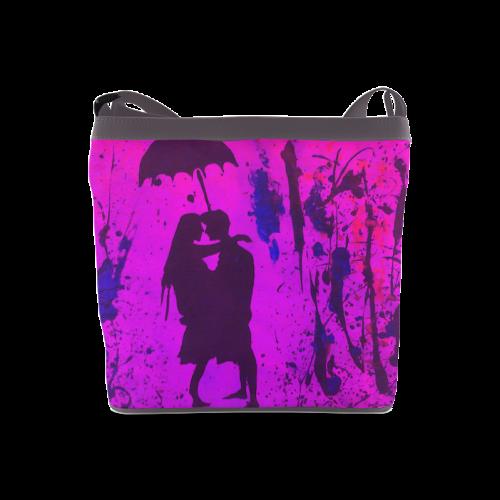beautiful love Crossbody Bags (Model 1613)