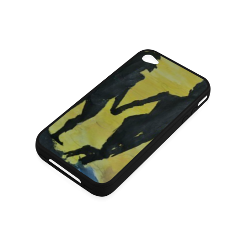 ArtPalPOD110-15-4-2-20-12-38 Rubber Case for iPhone 4/4s