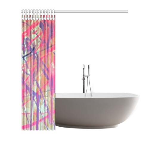 "1004250 Shower Curtain 66""x72"""