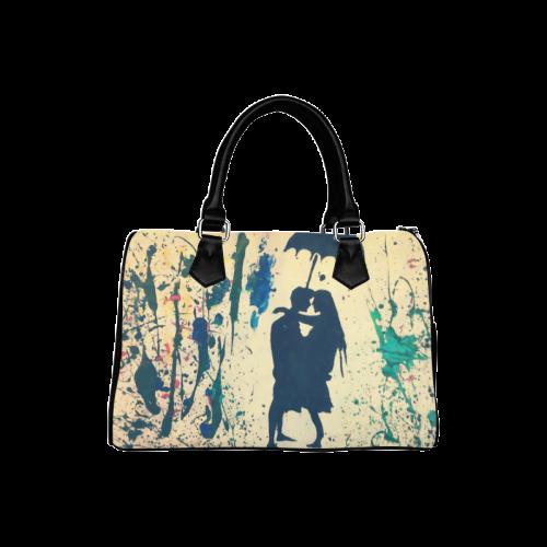 color of life original Boston Handbag (Model 1621)